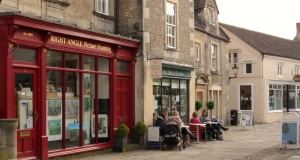 photo of a coffee house in Corsham